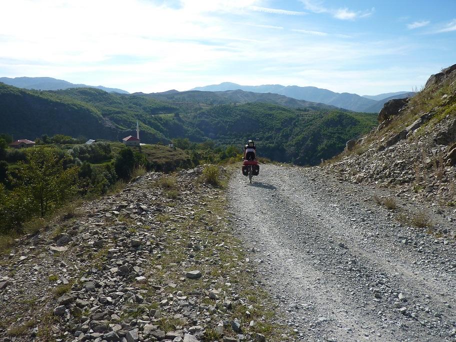 Albańskie drogi